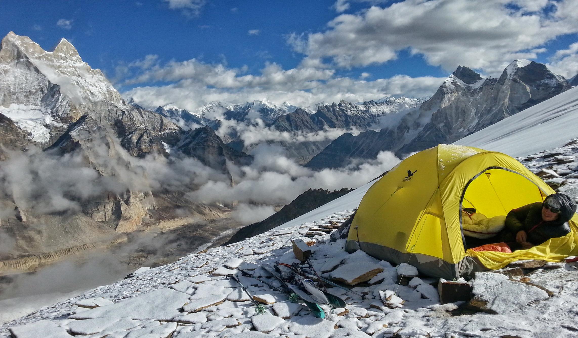 Wyprawa w góry Przewodnictwo wysokogórskie