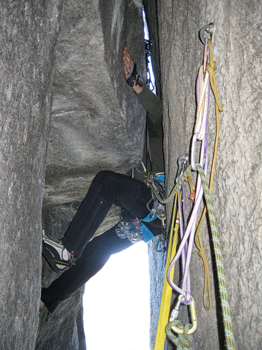 wspinaczka skalna skałki